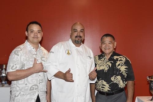 2017 Annual Kapi'olani Community College Alumni and Friends Recognition Dinner