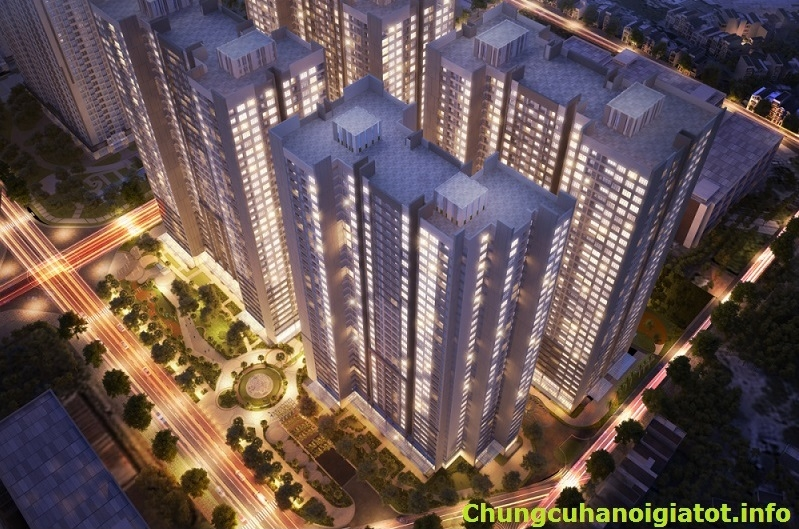 Times City Park Hill Premium- Smart Homes – Smart Living