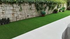 Instalación de césped artificial LIVING GRASS® ROYAL
