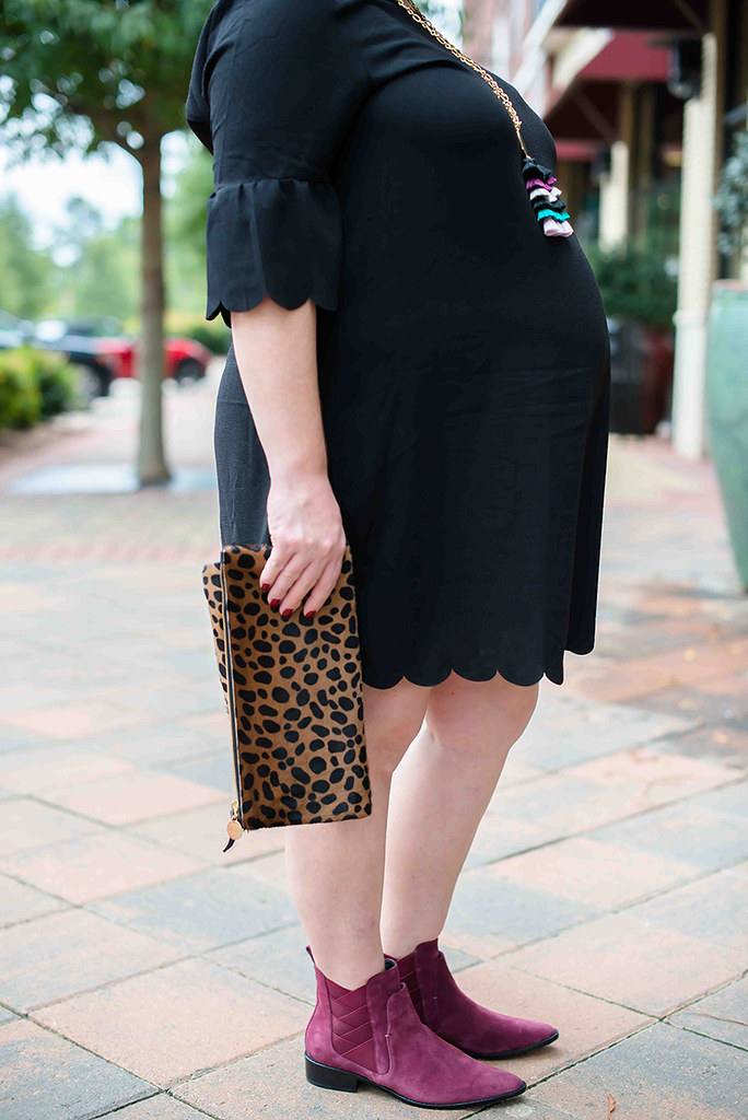 Scalloped Dress-@headtotoechic-Head to Toe Chic