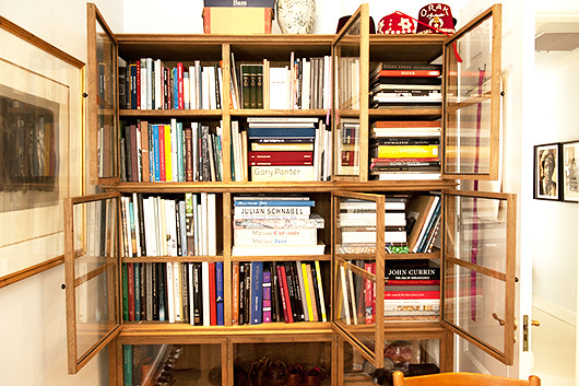 13 Neville Trickett library