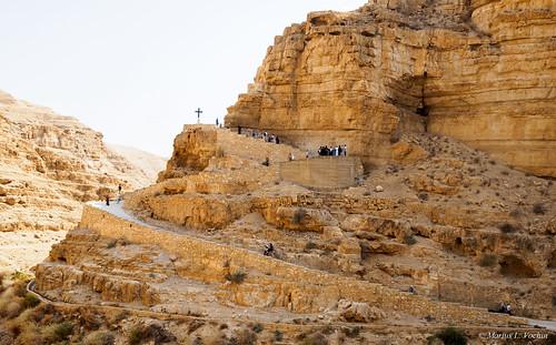 religion desertuliudei desertuliudeii pilgrimage biblicalsite trip israel marjarisstgeorge manastireahozeva holysite travel