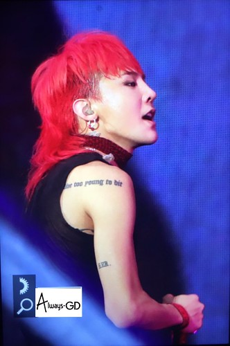 2017-10-08 G-Dragon MOTTE in Tapei Final Day 2