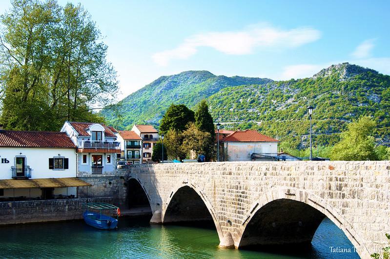 Центральный мост в Вирпазаре