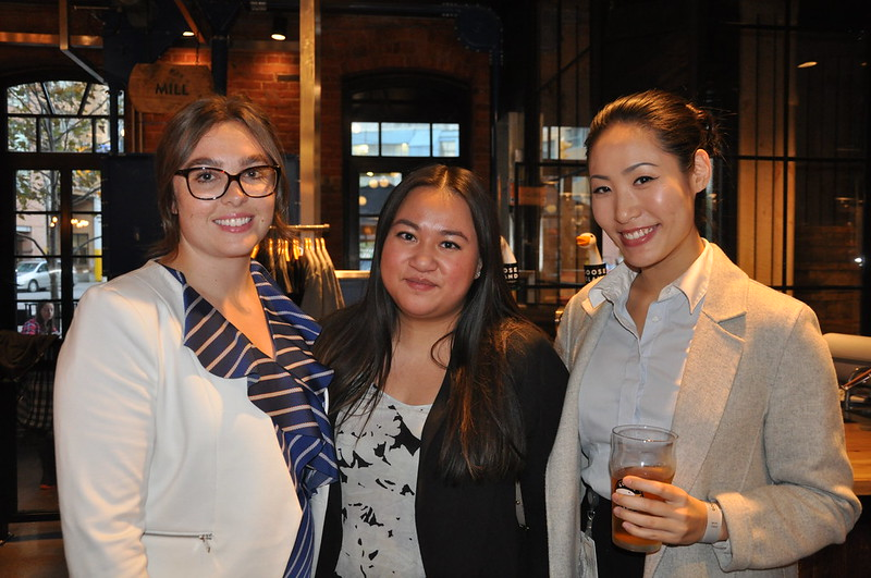 Young Women in Law 2017 Articling Student Welcome Drinks