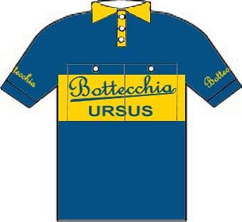 Bottecchia - Giro d'Italia 1952
