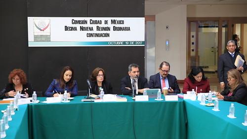 Comisión Ciudad de México 19/oct/17