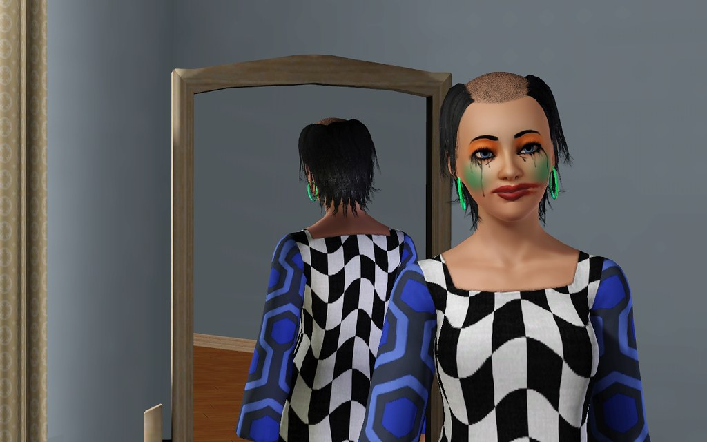 how to tell if sim turned into vampire
