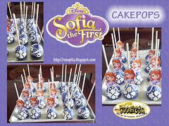 Sofia Cakepops