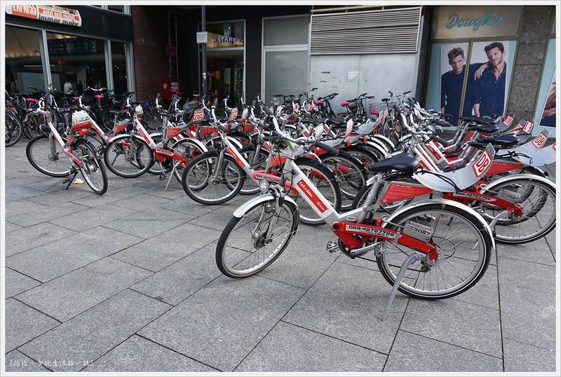 科隆大教堂-3-腳踏車租借