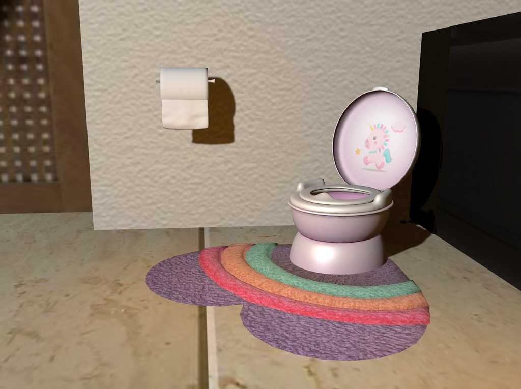 Unicorn Potty