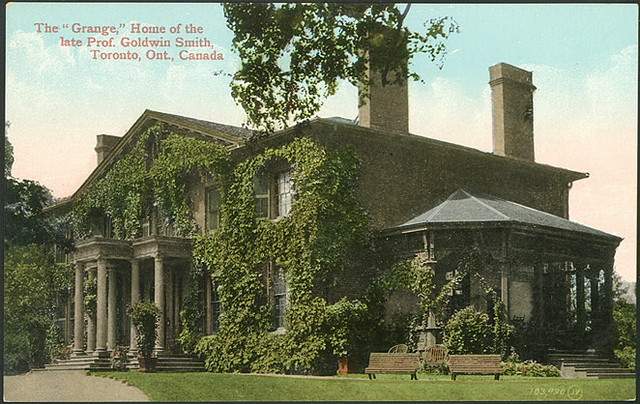 Photo:The Grange, Toronto (1910) By Toronto Public Library Special Collections