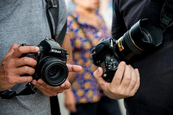 Những lí do bạn nên đi chụp ảnh cùng đồng nghiệp