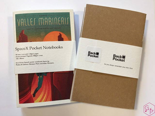 Review @BackPocketCo Pocket Notebooks 2