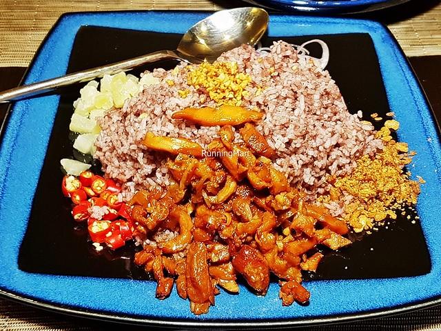 Khao Phad Nam Liap