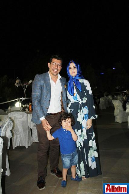 Alanya Su Yapı mağaza sorumlusu Semih Ekmekçibaşı ve Merve Pınar evlendi-4