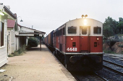111-13A 1991-12-30 4448 on 6216 at Clandulla
