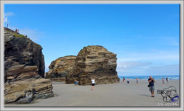 Paseo por la playa de las Catedrales  (6)