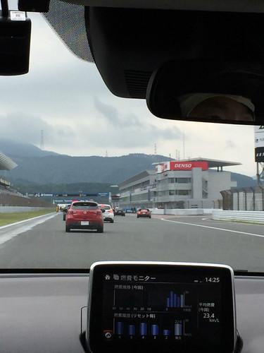 20170924マツ耐初参戦