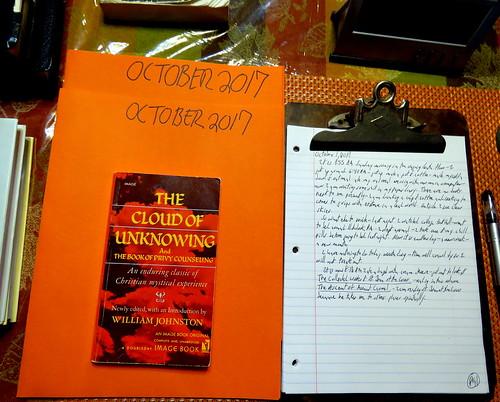 October 2017 Diary