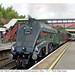 St. Denys. No. 60009 & 'Dorset Coast Express' for Weymouth. 6.9.17