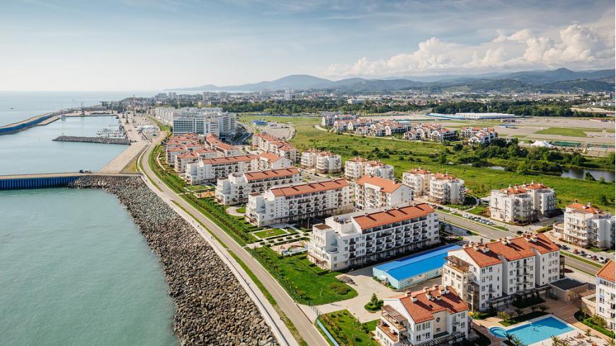 Сочи и Анапа вошли в «десятку» лучших курортов для отдыха с детьми на осенние каникулы