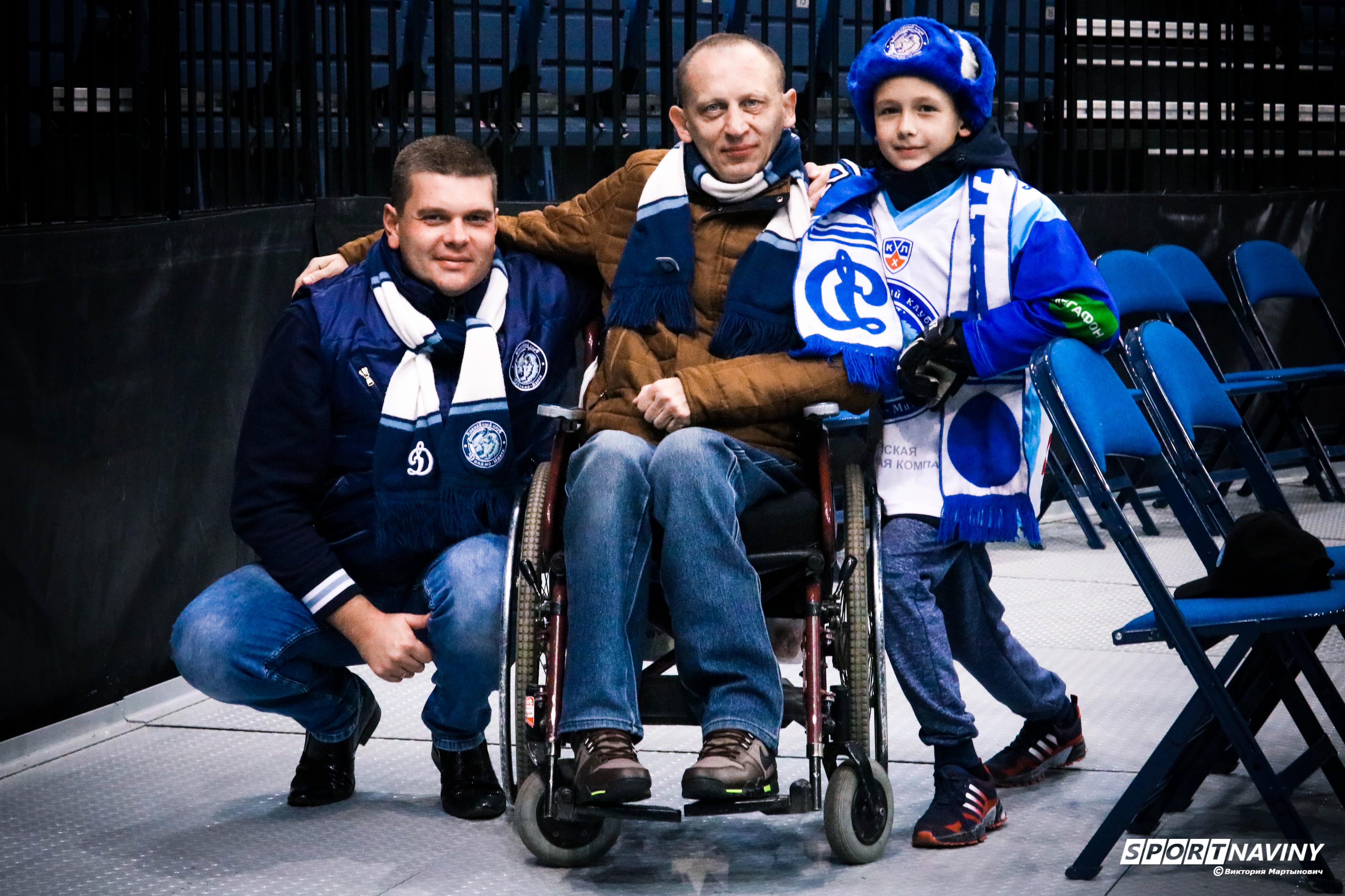 HC Dinamo-Minsk 3:2 (B) HC Barys. 04/10/2017
