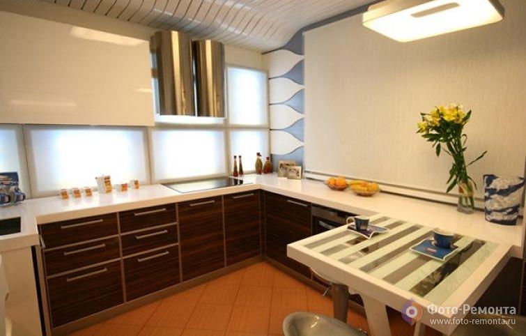 Фото дизайна кухни 11 кв м новинки 2015