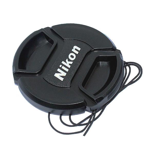 nikon lens cap ฝาปิดหน้าเลนส์ นิคอน