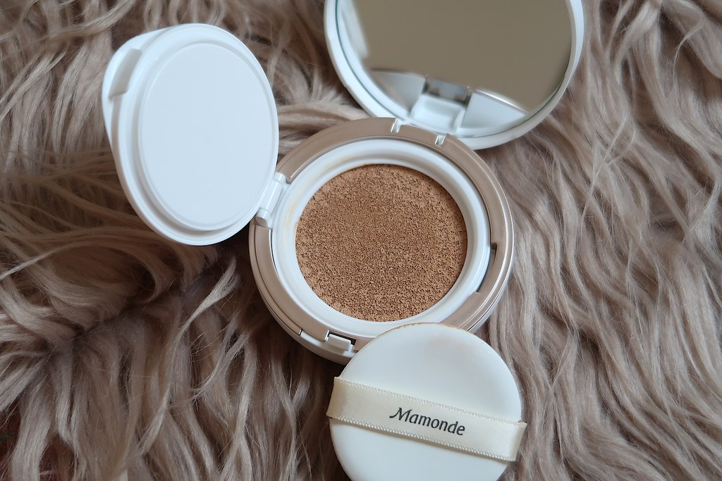 Mamonde Brightening Cover Powder Cushion
