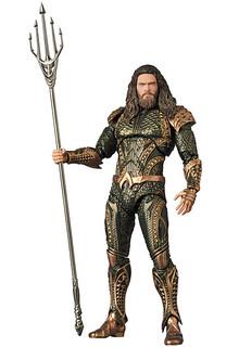 守護大海的亞特蘭提斯之王!MAFEX 正義聯盟【水行俠】Justice League Aquaman