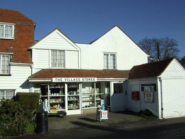 Canewdon village shop