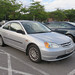 2002 Honda Civic Coupe 1.7 Auto