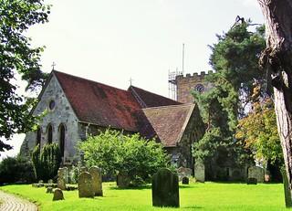 Hellingly Church