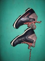 Dětské boty na běžky 34 - titulní fotka