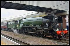 No 60103 Flying Scotsman 18th Oct 2017 Peterborough