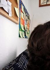 Behind me--Perspexture