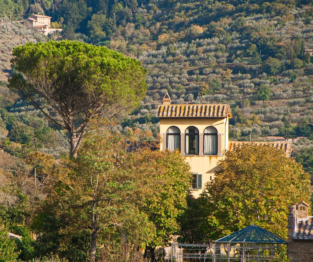 Hotel Villa Aurea Cortona Arezzo