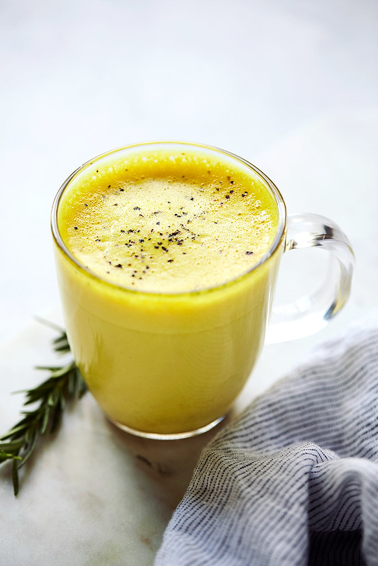 Healing Golden Bone Broth Latte