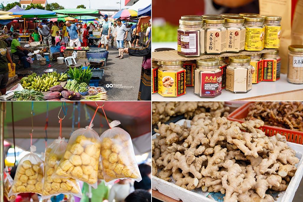 bentong-market