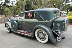 Isotta Fraschini Tipo 8A Castagna Limousine Grey Goddess 1929 4