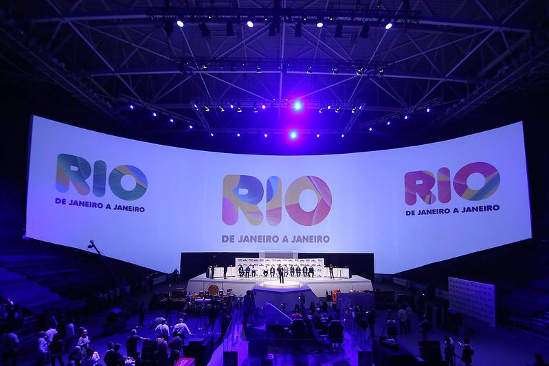 """24/09/2017 - Lançamento do Calendário """"  Rio de Janeiro a Janeiro """""""