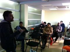 workshop Concepción