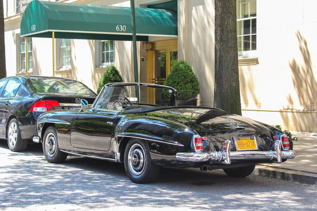 Старые автомобили на улицах Нью-Йорка - 29 samsebeskazal-2336.jpg