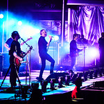 Fri, 06/10/2017 - 9:09am - The National close out the Forest Hills Stadium season, 10/6/17. Broadcast live on WFUV Public Radio. Photo by Gus Philippas/WFUV