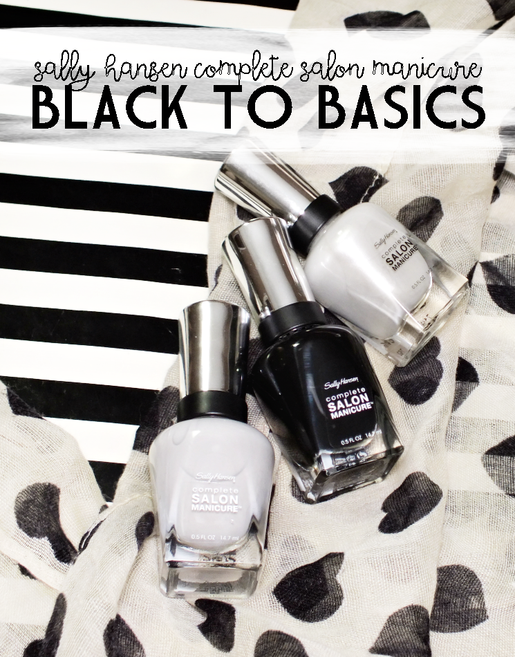 sally hansen black to basics collection (1)