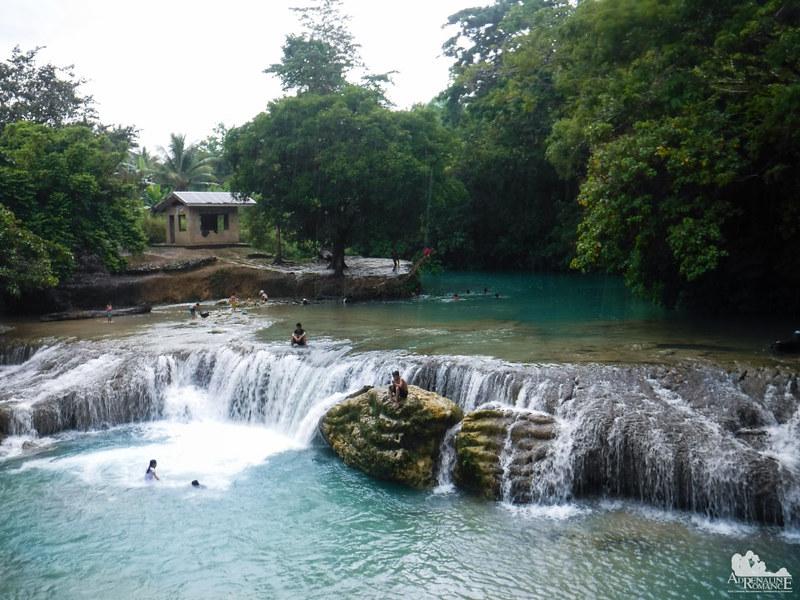 Blanca Aurora Falls