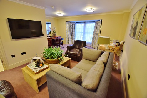 The Angel Hotel Abergavenny - Brecon Beacons National Park - Deluxe Suite