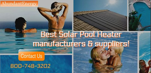 Reduce your bill by using - Solar water heater in Florida