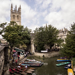 Oxford 2017: Boats